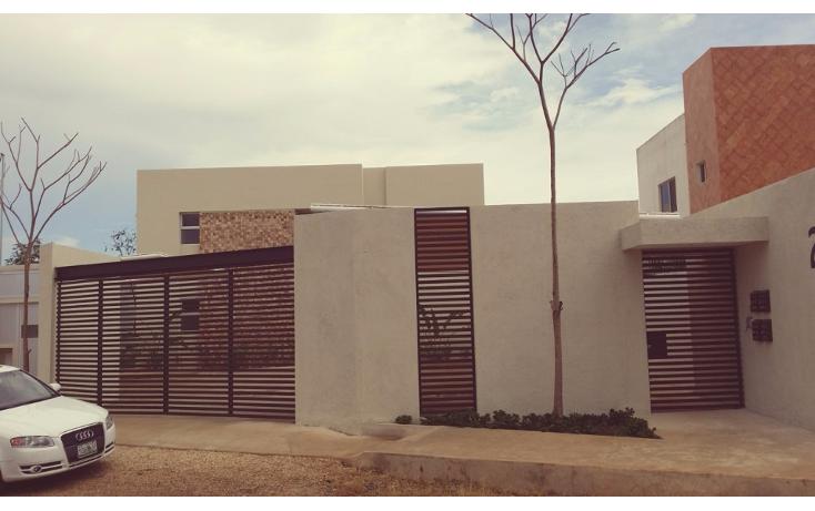 Foto de departamento en renta en  , san ramon norte, mérida, yucatán, 1769140 No. 03