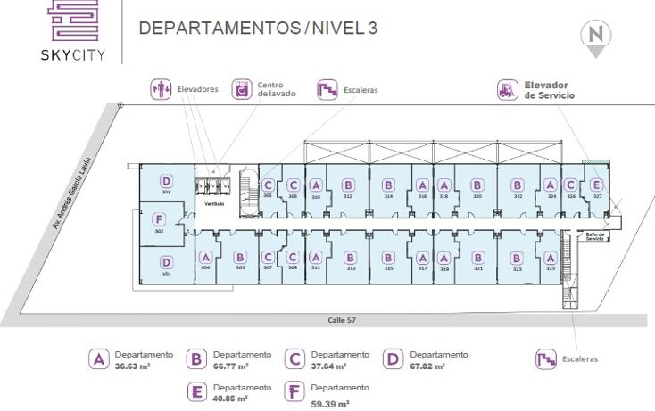 Foto de edificio en venta en  , san ramon norte, mérida, yucatán, 1773726 No. 13
