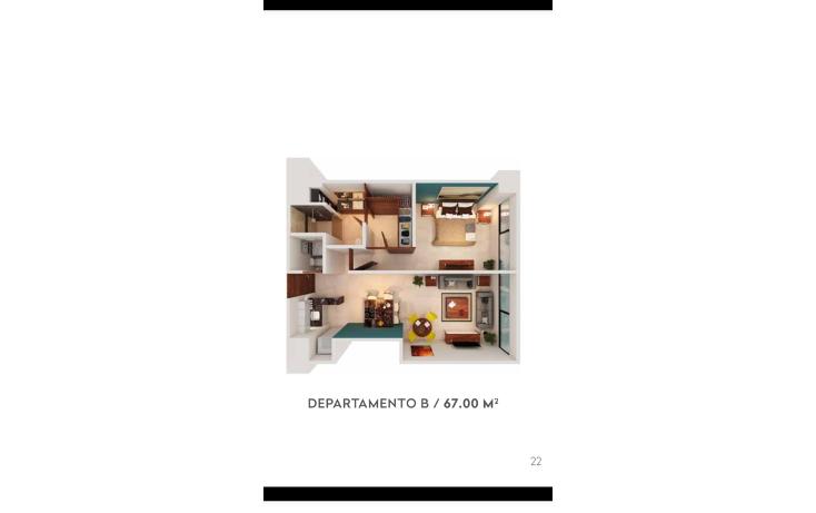 Foto de departamento en venta en  , san ramon norte, mérida, yucatán, 1789542 No. 06