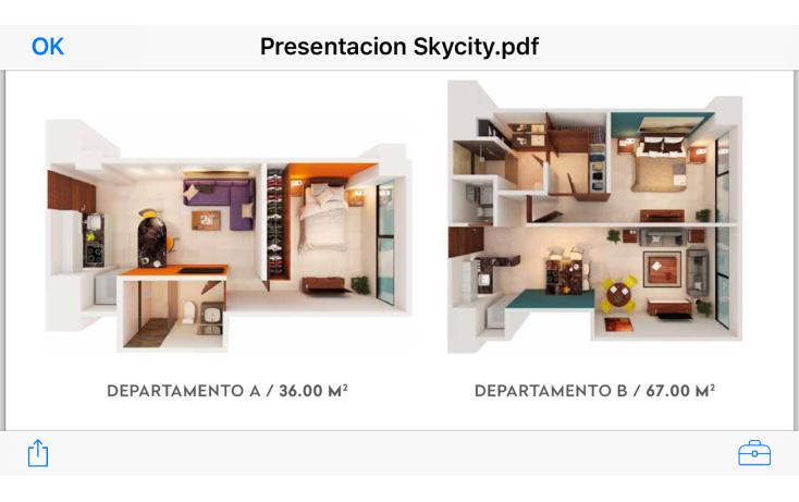 Foto de departamento en venta en  , san ramon norte, mérida, yucatán, 1789542 No. 11