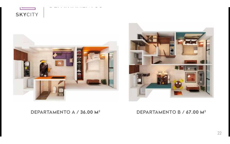 Foto de departamento en venta en  , san ramon norte, mérida, yucatán, 1789542 No. 12