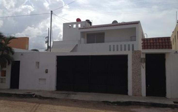 Foto de casa en venta en  , san ramon norte, mérida, yucatán, 1817348 No. 01