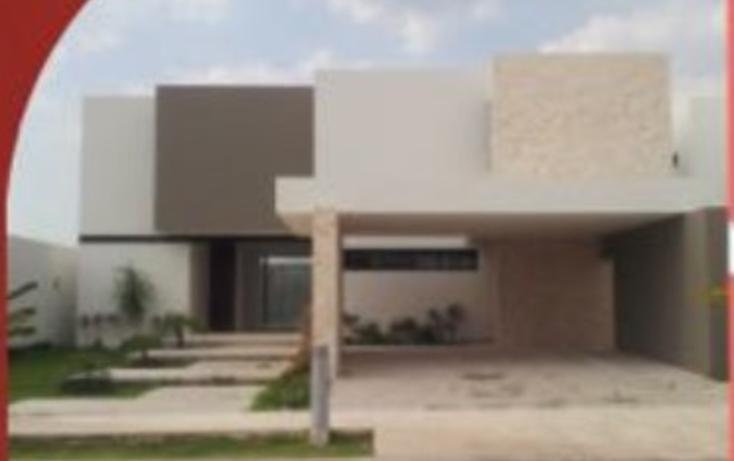 Foto de casa en venta en  , san ramon norte, mérida, yucatán, 1824490 No. 01