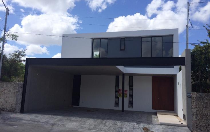 Foto de casa en venta en  , san ramon norte, mérida, yucatán, 1931850 No. 01