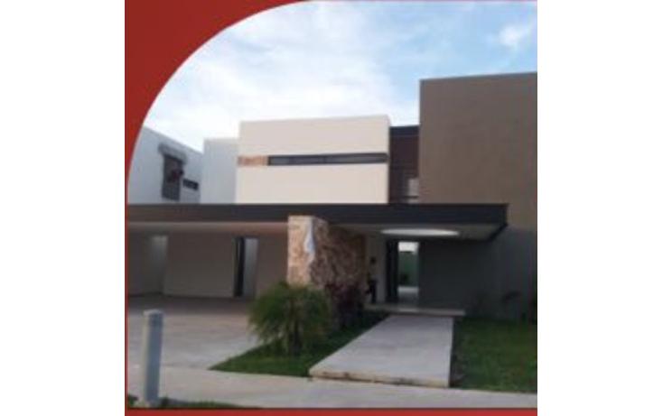 Foto de casa en venta en  , san ramon norte, mérida, yucatán, 1932742 No. 01