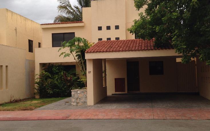 Foto de casa en renta en  , san ramon norte, mérida, yucatán, 1966964 No. 01