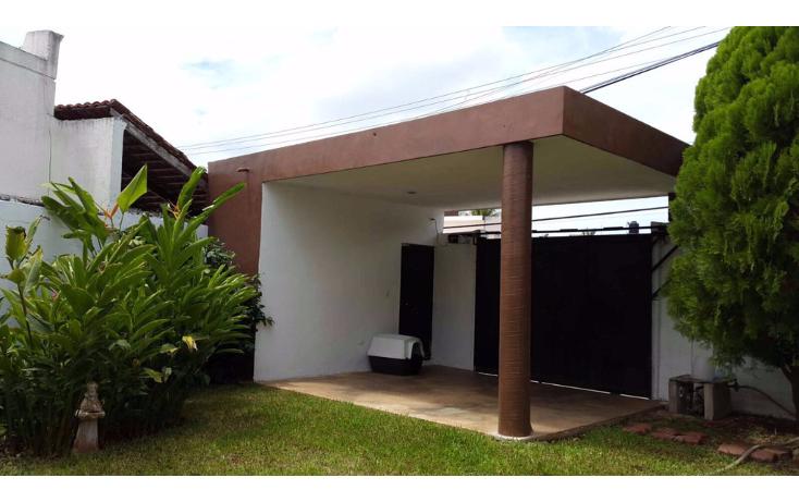 Foto de casa en venta en  , san ramon norte, mérida, yucatán, 1973556 No. 03