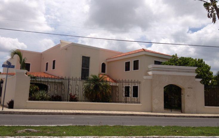 Foto de casa en renta en, san ramon norte, mérida, yucatán, 2006242 no 01