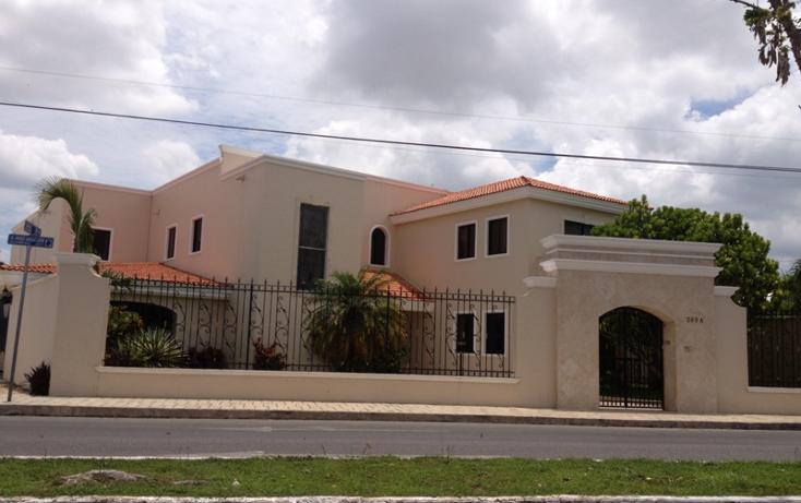 Foto de casa en renta en  , san ramon norte, mérida, yucatán, 2006242 No. 01