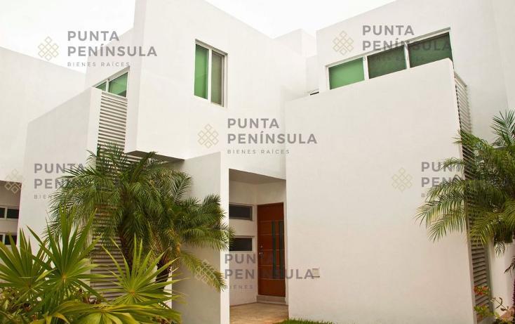 Foto de departamento en renta en  , san ramon norte, mérida, yucatán, 2020844 No. 01
