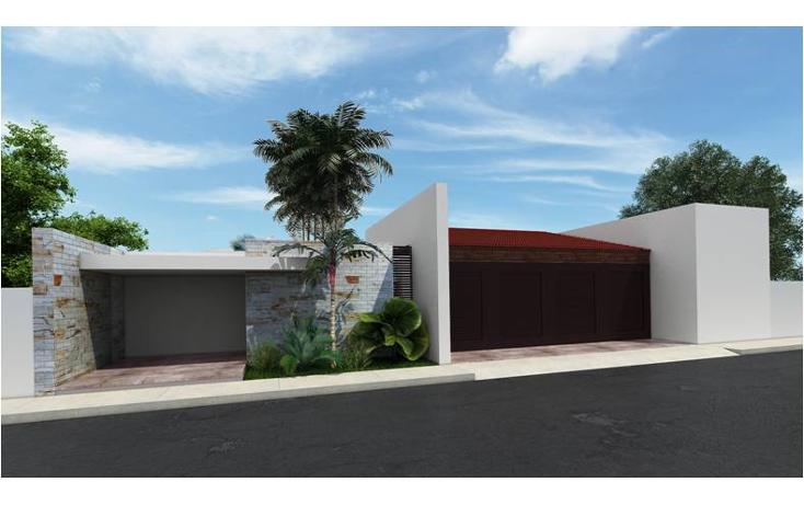 Foto de casa en venta en  , san ramon norte, mérida, yucatán, 938605 No. 01