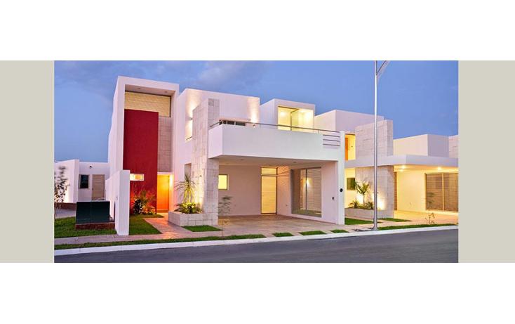 Foto de casa en venta en  , san remo, m?rida, yucat?n, 1140973 No. 01