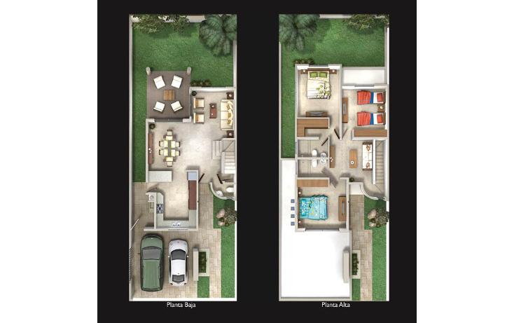 Foto de casa en venta en  , san remo, m?rida, yucat?n, 1140973 No. 16