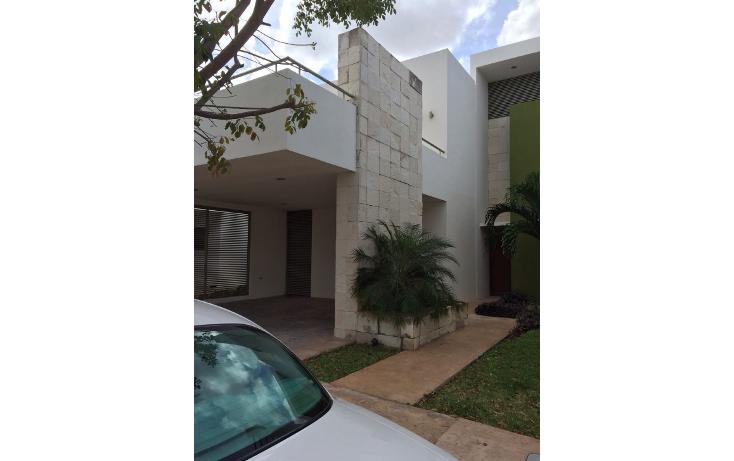 Foto de casa en renta en  , san remo, mérida, yucatán, 1769858 No. 01