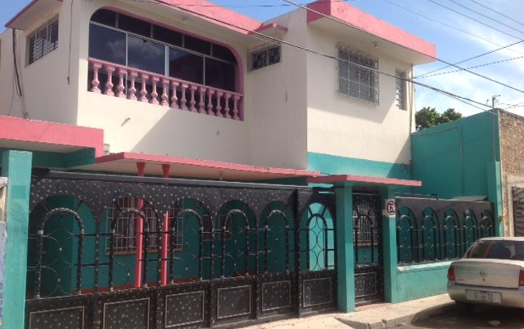 Foto de casa en venta en  , san román, campeche, campeche, 1557790 No. 01