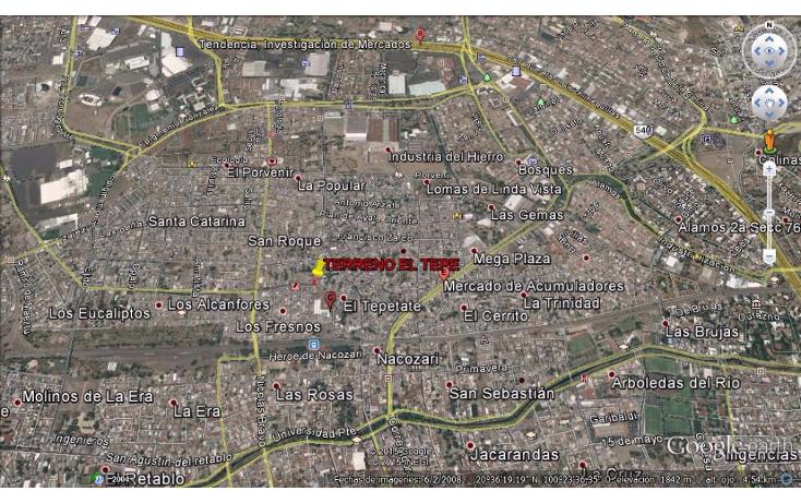 Foto de terreno comercial en venta en  , san roque, querétaro, querétaro, 1334869 No. 10