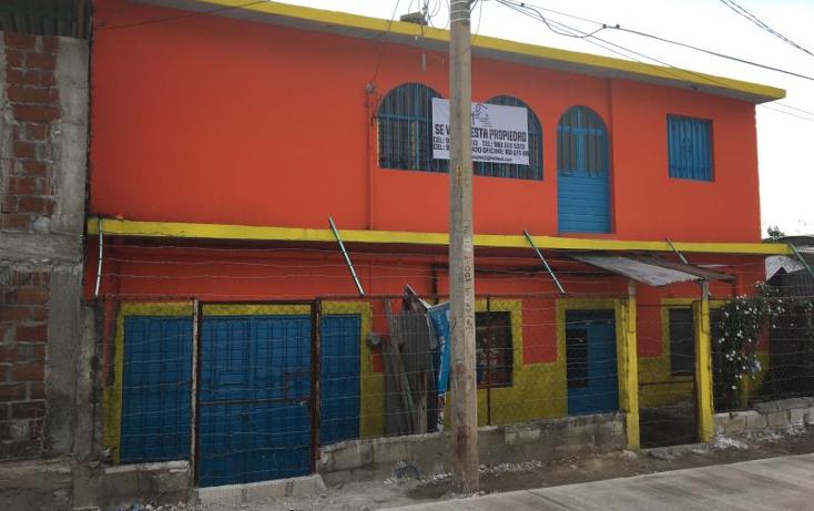 Foto de casa en venta en  , san roque, tuxtla guti?rrez, chiapas, 1587044 No. 02