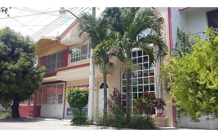 Foto de casa en venta en calle acolman , san roque, tuxtla gutiérrez, chiapas, 2029045 No. 01