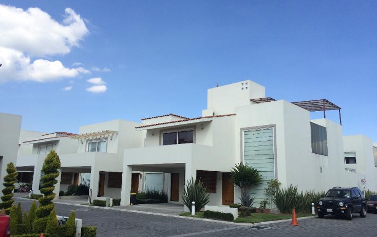 Foto de casa en venta en  , san salvador, metepec, méxico, 1280441 No. 01