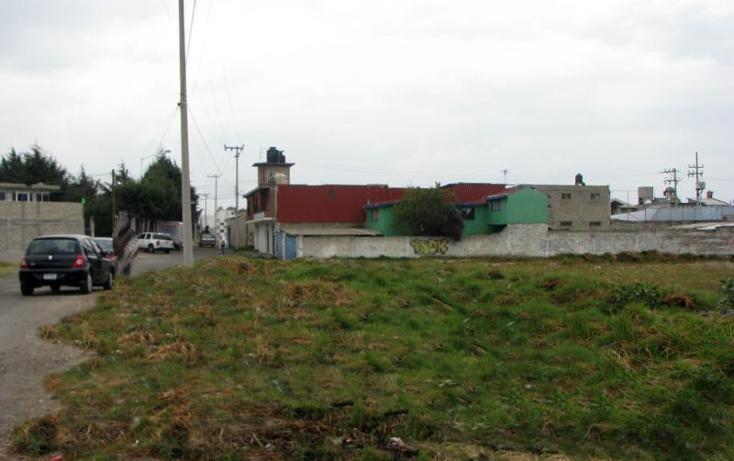 Foto de terreno habitacional en venta en  , san salvador, metepec, méxico, 1816368 No. 06