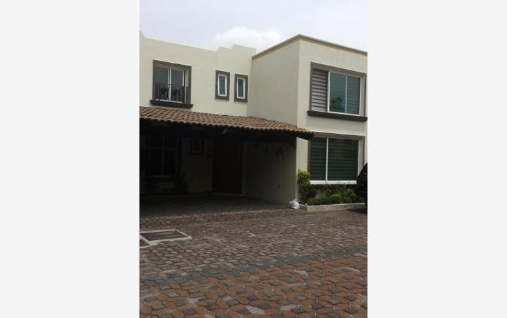 Foto de casa en venta en  , san salvador, metepec, méxico, 2671327 No. 01
