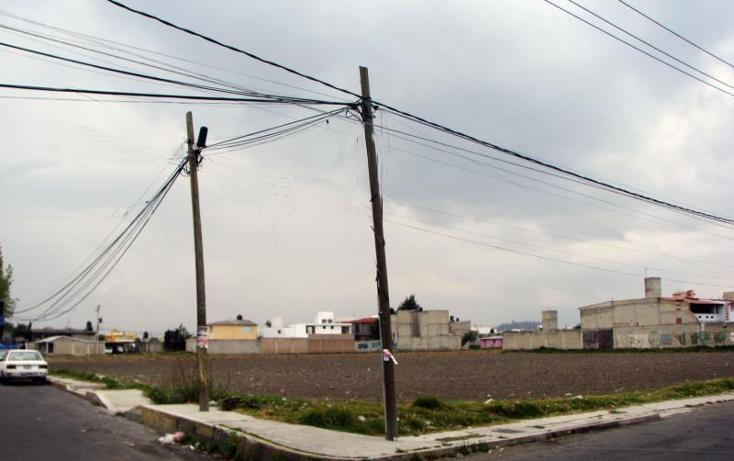 Foto de terreno habitacional en venta en  , san salvador, metepec, méxico, 2706326 No. 01