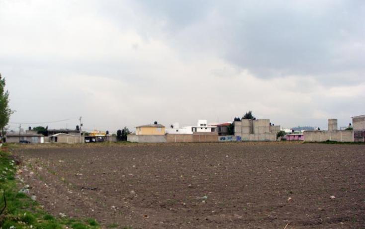 Foto de terreno habitacional en venta en  , san salvador, metepec, méxico, 2706326 No. 05
