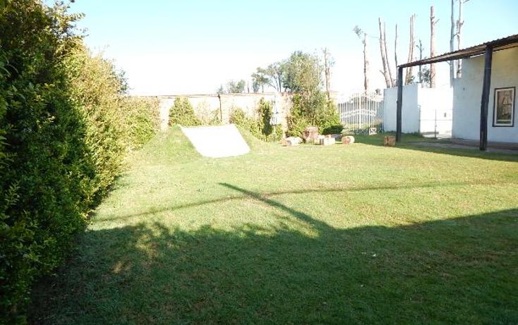 Foto de terreno habitacional en venta en  , san salvador, metepec, m?xico, 944181 No. 02