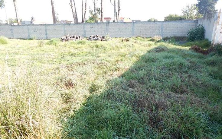 Foto de terreno habitacional en venta en  , san salvador, metepec, m?xico, 944181 No. 05