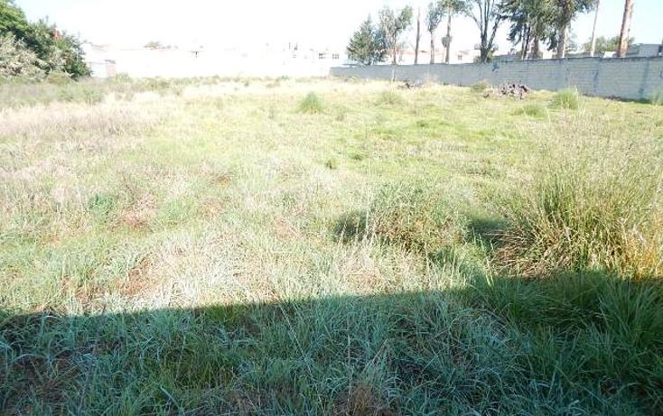 Foto de terreno habitacional en venta en  , san salvador, metepec, m?xico, 944181 No. 17