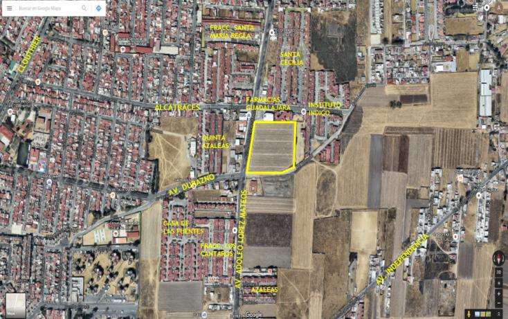 Foto de terreno comercial en venta en, san salvador tizatlalli, metepec, estado de méxico, 1312229 no 04