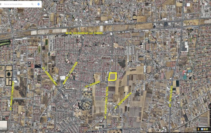 Foto de terreno comercial en venta en, san salvador tizatlalli, metepec, estado de méxico, 1312229 no 05