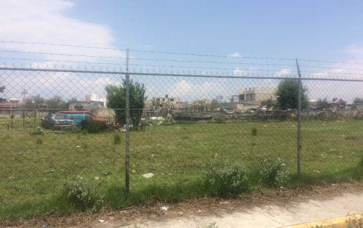 Foto de terreno habitacional en venta en  , san salvador tizatlalli, metepec, m?xico, 1045797 No. 02