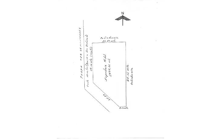 Foto de terreno habitacional en venta en  , san salvador tizatlalli, metepec, m?xico, 1045797 No. 06