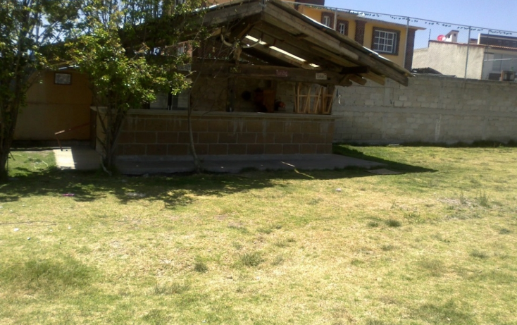 Foto de terreno habitacional en venta en  , san salvador tizatlalli, metepec, méxico, 1105929 No. 02