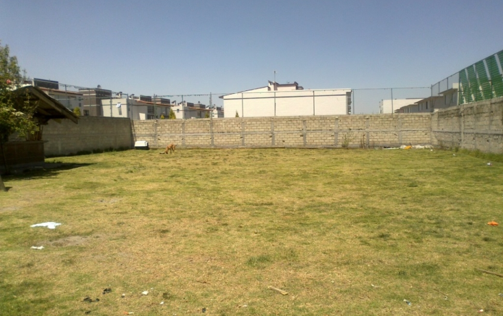 Foto de terreno habitacional en venta en  , san salvador tizatlalli, metepec, méxico, 1105929 No. 03