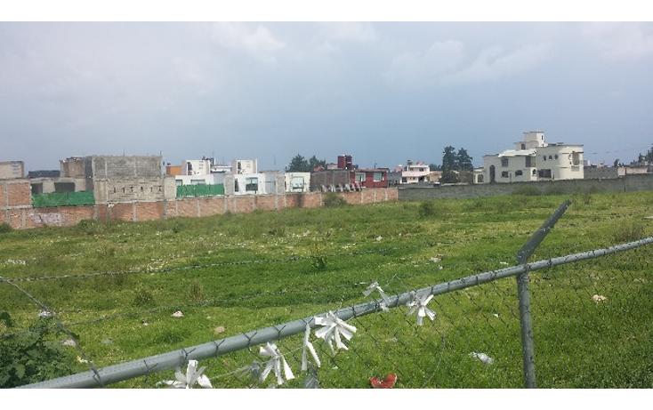 Foto de terreno habitacional en venta en  , san salvador tizatlalli, metepec, méxico, 1282909 No. 02