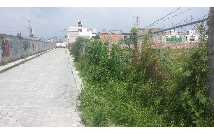 Foto de terreno habitacional en venta en  , san salvador tizatlalli, metepec, méxico, 1282909 No. 05