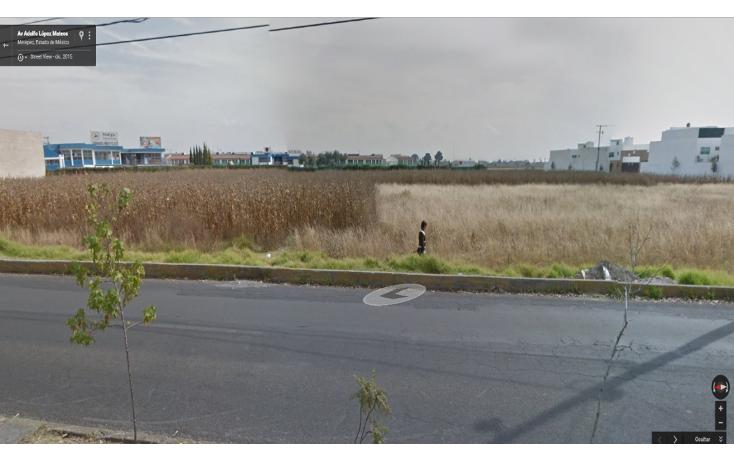 Foto de terreno comercial en venta en  , san salvador tizatlalli, metepec, méxico, 1312229 No. 01