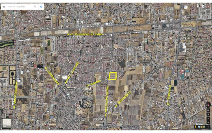 Foto de terreno comercial en venta en  , san salvador tizatlalli, metepec, méxico, 1312229 No. 05