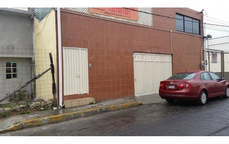 Foto de edificio en renta en  , san salvador tizatlalli, metepec, méxico, 1489241 No. 37