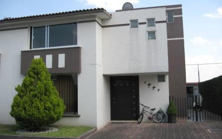 Foto de casa en venta en  , san salvador tizatlalli, metepec, méxico, 1557334 No. 01