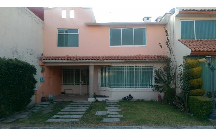 Foto de casa en venta en  , san salvador tizatlalli, metepec, méxico, 1664126 No. 01