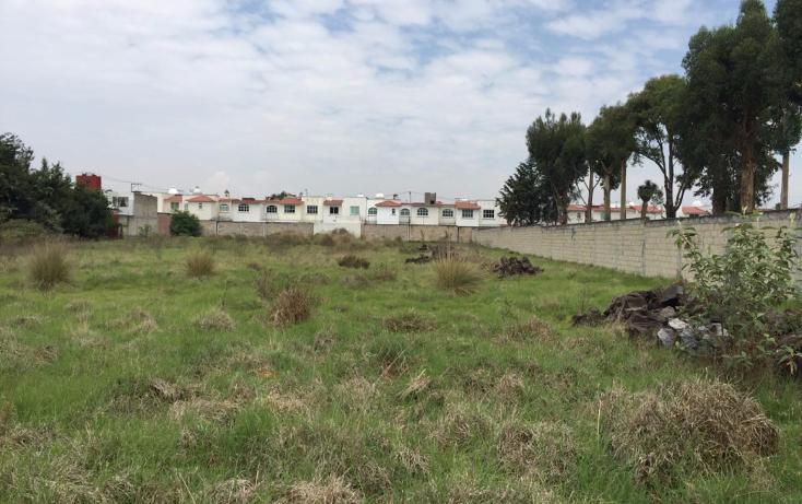 Foto de terreno habitacional en venta en  , san salvador tizatlalli, metepec, m?xico, 2008668 No. 08