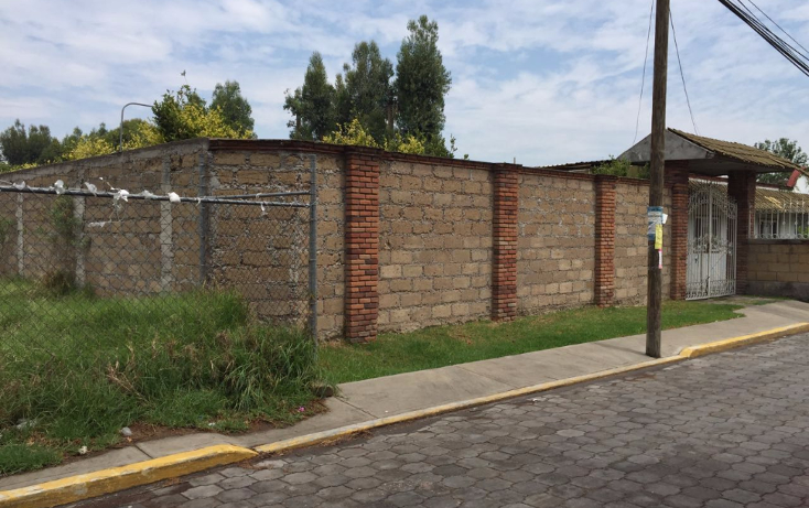Foto de terreno habitacional en venta en  , san salvador tizatlalli, metepec, m?xico, 2008668 No. 11