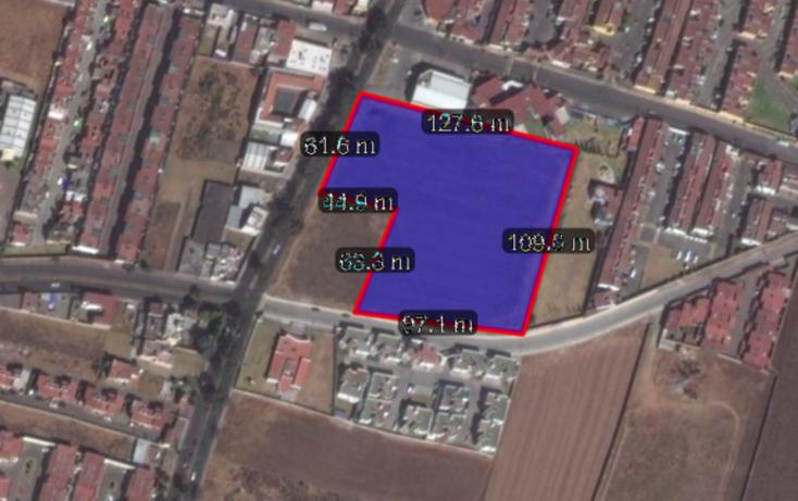 Foto de terreno habitacional en venta en  , san salvador tizatlalli, metepec, méxico, 3426047 No. 01