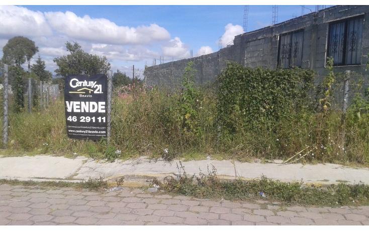 Foto de terreno habitacional en venta en  , san salvador tzompantepec, tzompantepec, tlaxcala, 1713912 No. 01