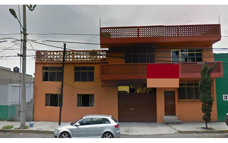 Foto de terreno comercial en venta en  , san sebasti?n, azcapotzalco, distrito federal, 1446541 No. 01