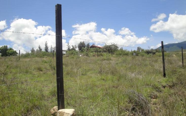 Foto de terreno habitacional en venta en san sebastian , san sebastián etla, san pablo etla, oaxaca, 1010479 No. 07