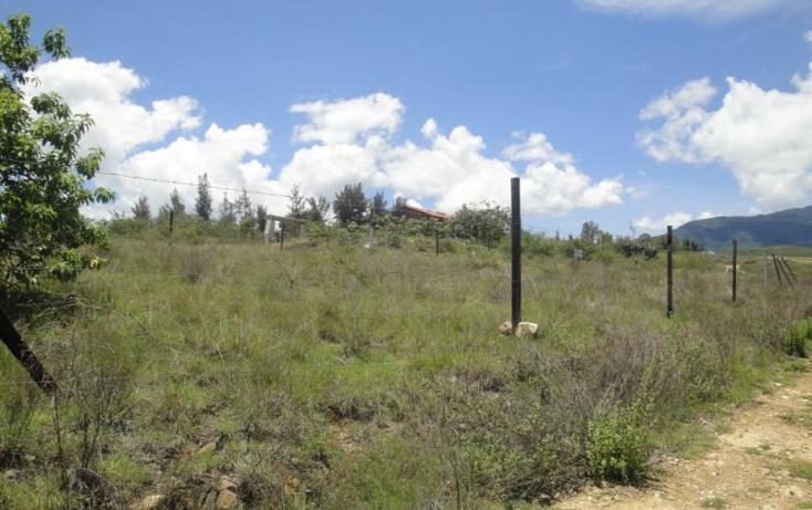 Foto de terreno habitacional en venta en san sebastian , san sebastián etla, san pablo etla, oaxaca, 1010479 No. 10
